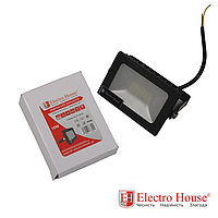 LED прожектор 10W IP65 ElectroHouse
