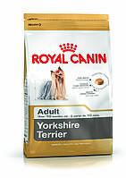 Royal Canin Yorkshire Terrier Adult 15кг для собак породы Йоркшир терьер старше 10 месяцев