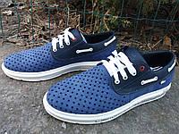 Кожаные летние кроссовки Lacoste н7