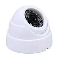 CCTV купольная камера видеонаблюдения