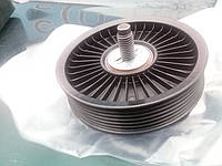 Ролик вместо компрессора кондиционера Chevrolet Aveo Lacetti Tacuma Daewoo Nubira Nexia Leganza ЗАЗ Вида