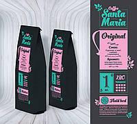 """Кофе в зернах """"Santa Maria Original"""" свежая обжарка"""