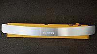 Накладка на бампер Chevrolet Epica 2006-