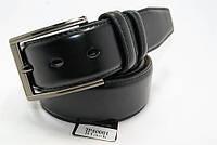 Ремень мужской кожаный 2451_005.Ремень классический ALON