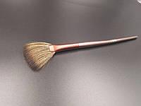 Кисть для MakeUp Paston веерная средняя  №11