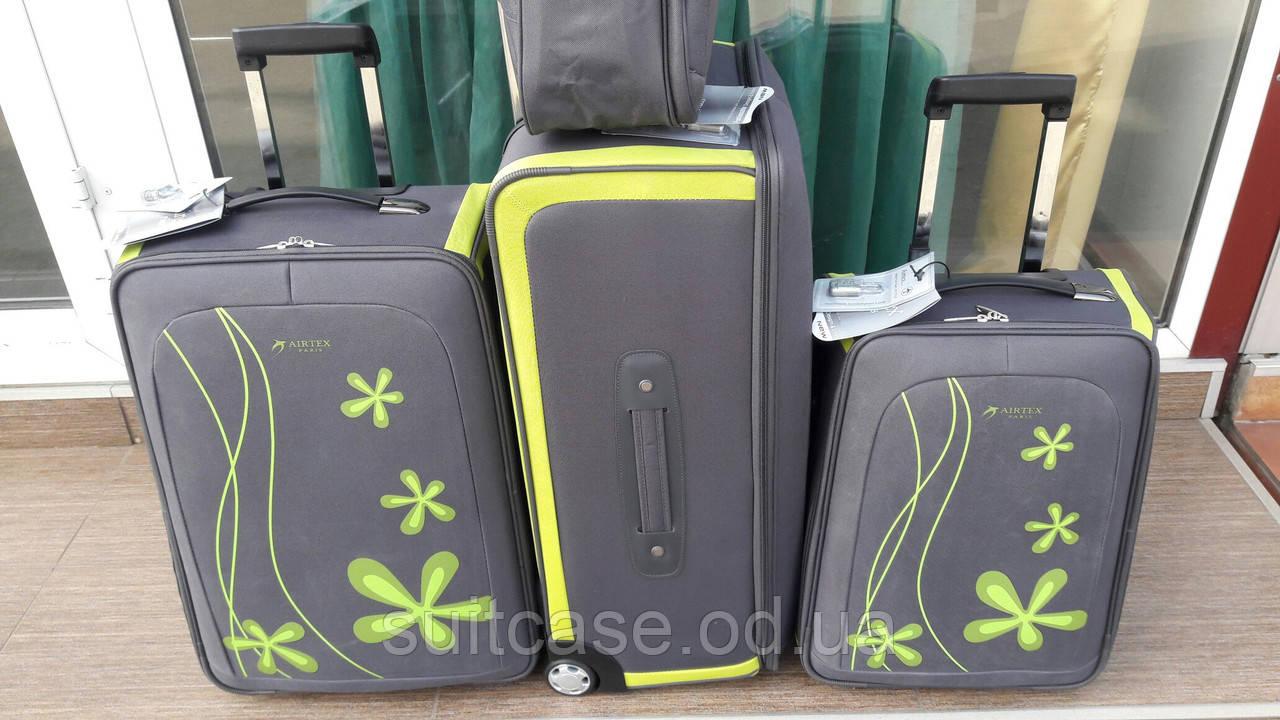 Airtex paris чемоданы чемоданы гладиатор купить