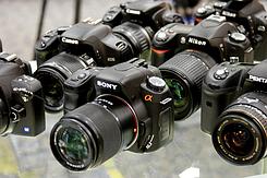 Фотоаппараты цифровые