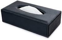 Кожаная коробка для салфеток EM 2223 Empire