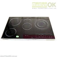 Поверхность Электрическая Варочная Стеклокерамическая Whirlpool AKM 970 / IX / 01 (Код:0838) Состояние: Б/У