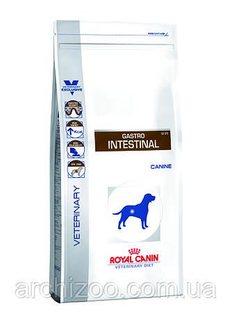 Royal Canin Gastro Intestinal 14кг Роял Канин Гастро Диета для собак при нарушении пищеварения, фото 2