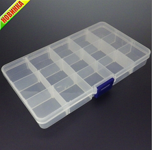 Коробка для бисера 17X10X2cm (Код: furnitura-Box-02)