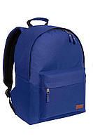 Рюкзак школьный молодежный ярко-синий City Surikat 16л. (унисекс, шкільний рюкзак, городской рюкзак)
