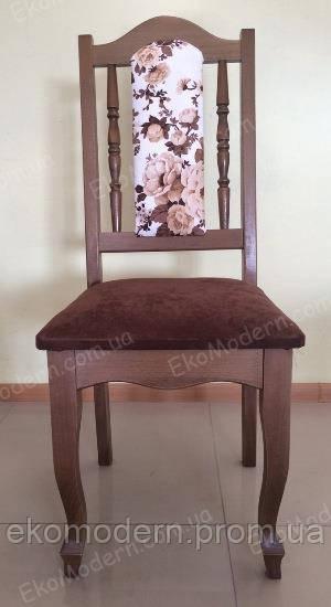 Стул мягкий деревянный КЕТИ-2 для дома, кафе и ресторана