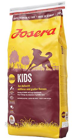 Корм Josera йозера Kids 15 кг, фото 2