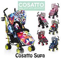 Детская прогулочная коляска Cosatto Supa