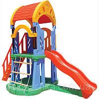 Комплекс детский для игр на свежем воздухе
