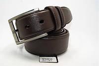 Ремень мужской кожаный 2451_010.Ремень классический ALON