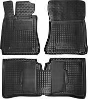 Полиуретановые коврики для Mercedes S-Class (W221) (4 matic long) 1995-2012 (AVTO-GUMM)