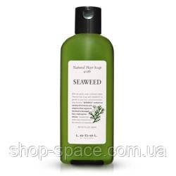 Шампунь Lebel with Seaweed (с экстрактом морских водорослей), 240 мл