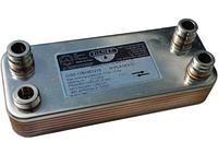 17B1901215 Теплообменник Vaillant Turbomax Pro | Plus Zilmet (12 пластин)