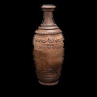 """Глиняная бутылка """"Шляхтянская"""" AH0323"""