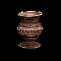 Бокал глиняный«Шляхтянский»AF1612Покутская керамика