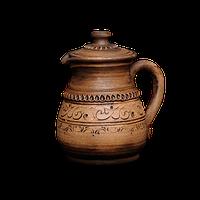 Кофейникглиняный«Шляхтянский»AB1025Покутская керамика