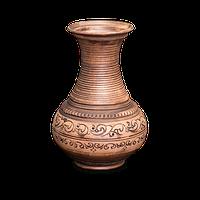 Ваза глиняная «Шляхтянская» AI0725 Покутская керамика