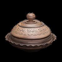 Хлебница глиняная«Шляхтянская»AG0132Покутская керамика