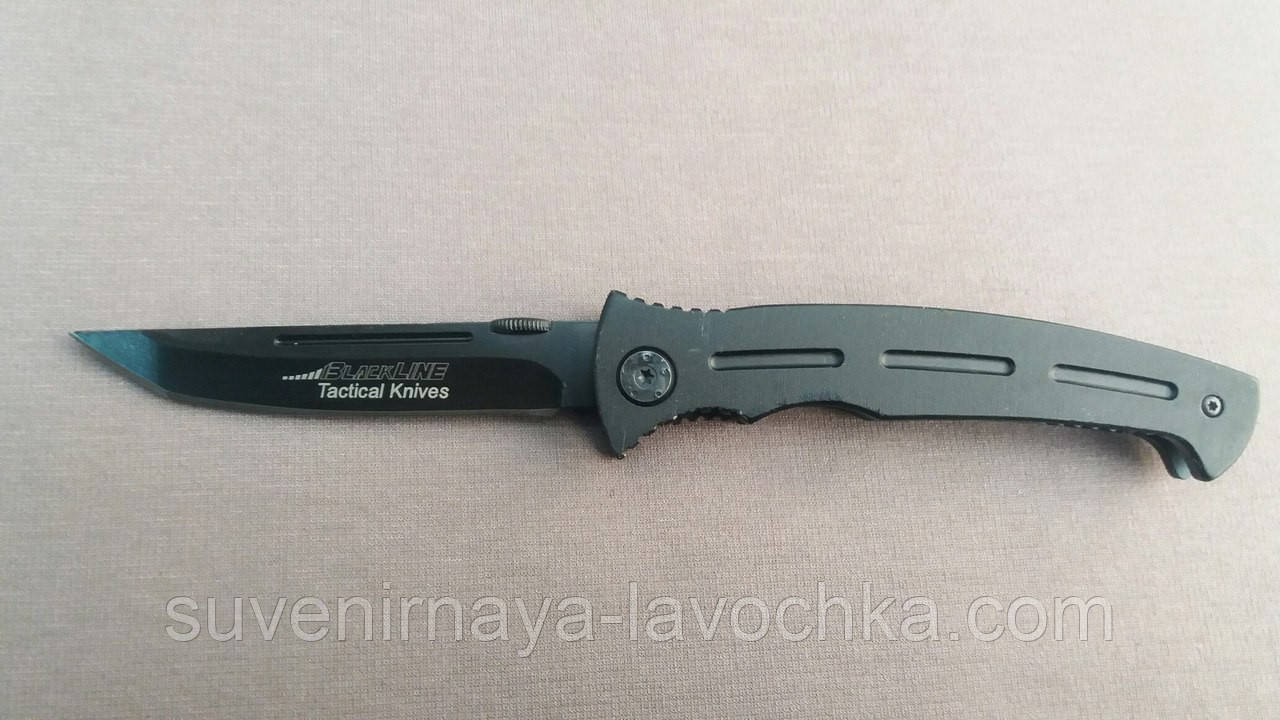 """Нож складной 103-""""GW"""" туристический из клипсой"""