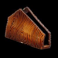 Салфетница глиняная «Бондарская» BI05 Покутская керамика