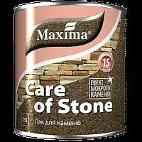 """Лак для камня стирол-акриловый быстросохнущий TM """"Maxima"""" (матовый) 2,5 л"""