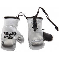 Сувенирная брелок-перчатка V`Noks Silver