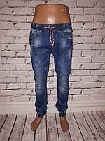 Модные мужские джинсы джоггеры Ritter Denim (код 5117)