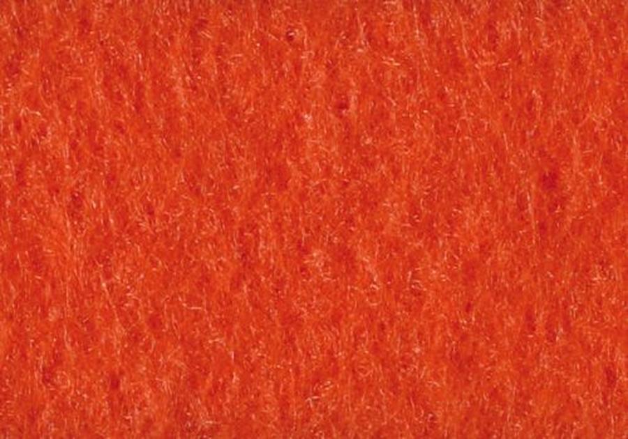 Фетр листовой (полиэстер), 20*30 см, оранжевый, 150 г/м2, Knorr Prandell, 710, 0000181604