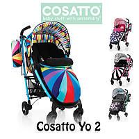 Детская прогулочная коляска Сosatto Yo 2