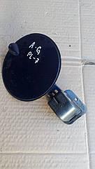 Лючок бензобака Opel Astra G.
