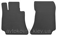Резиновые передние коврики в салон Mercedes CLS-Class (C218) 2010- (STINGRAY)