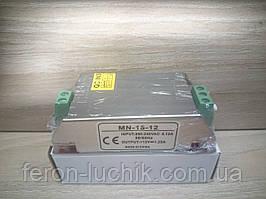 Блок питания постоянного тока 15W, 1.25А, IP20