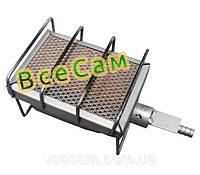 Газовая инфракрасная горелка Теплячок 1,45 кВт (н) /ГИИ 1,45/, фото 1