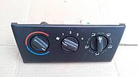 Блок управления печкой Opel Vectra B.