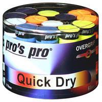 Намотки для тенниса Pro's Pro Quick Dry overgrip  60 шт