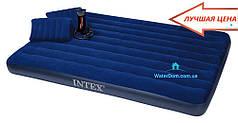 Надувной матрас Intex 64765 Размер 152х203х22см.