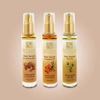 Серум для волос (с маслом аргании марроканской). Health & Beautу