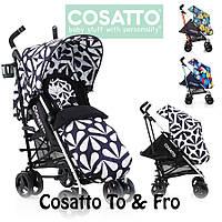 Детская прогулочная коляска Сosatto To & Fro