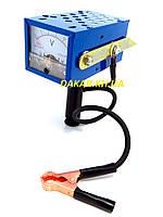 Нагрузочная вилка ВИН 100 Топ Авто для проверки аккумулятора до 190А/ч