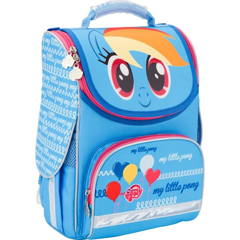 Рюкзак школьный каркасный Kite 501 My Little Pony-2 LP17-501S-2