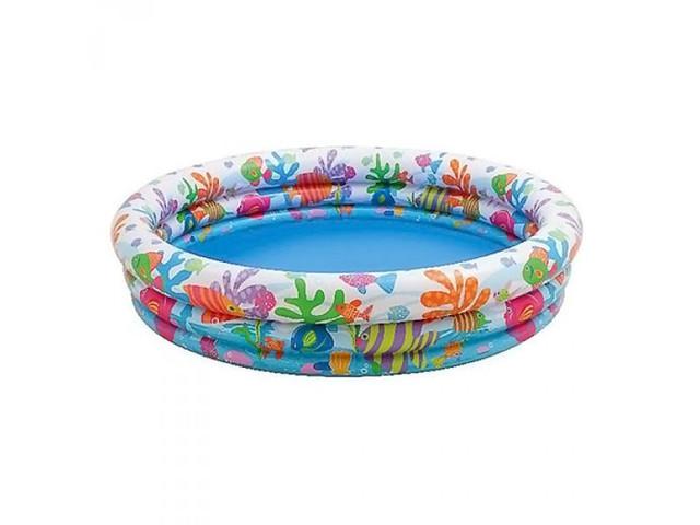 Детский надувной бассейн Intex 59431 Тропические рыбки