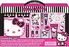 Подарочный набор косметики Хелоу Китти 90 предметов! Hello Kitty Mega Set Оригинал из США