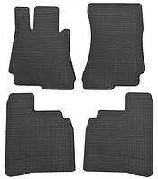Резиновые коврики для Mercedes S-Class (W221) 2006-2012 Long/Short (STINGRAY)